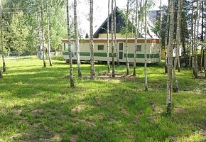 Camping na Jodłowej