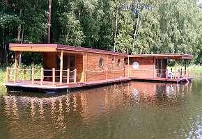 Domki Na Wodzie wynajem na Zalewie Koronowskim