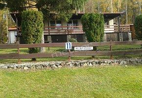 Domki Łabędź