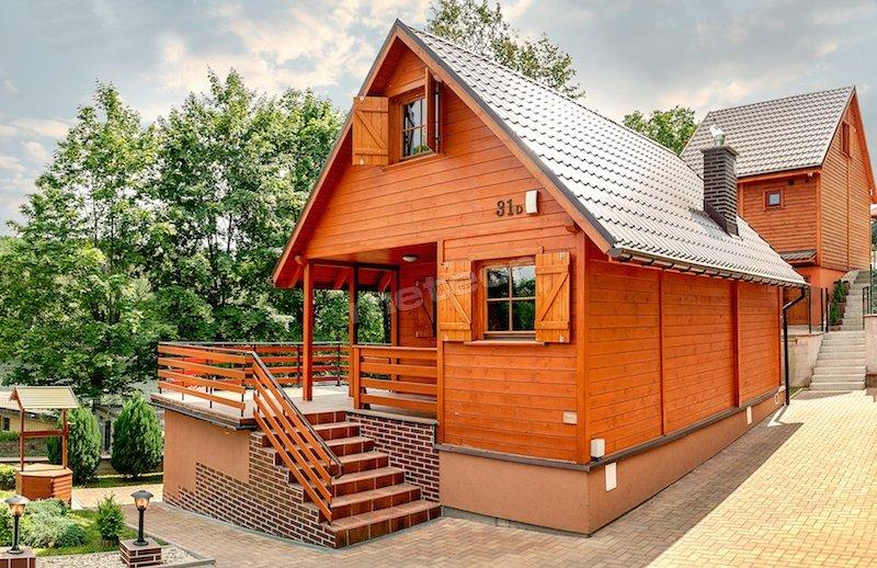 Domki nad Jeziorem Złotnickim