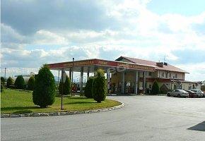 Accommodation - Petrol Station Babilon