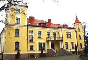 Ośrodek Wczasowy Legnica - Pałac