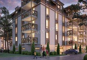 Apartament Rezydencja Park Rodzinna Mielno