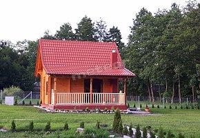 Domki Drewniane Nad Jeziorem