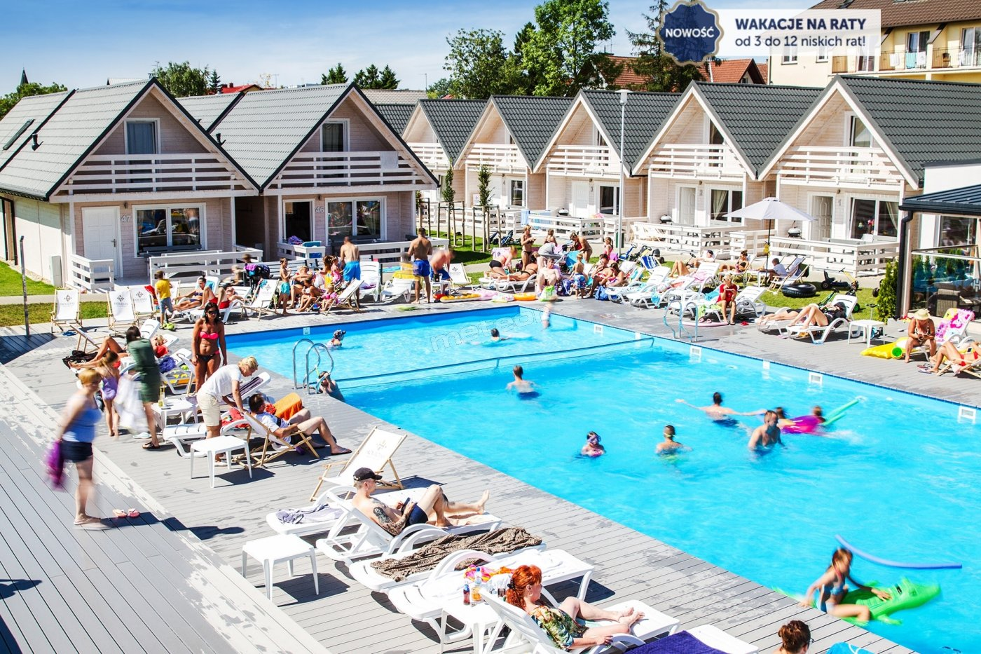 Apartamenty Holiday Park & Resort Ustronie Morskie
