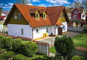 Dom gościnny Wrzos - obiekt