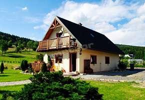 Domek w Starym Gierałtowie