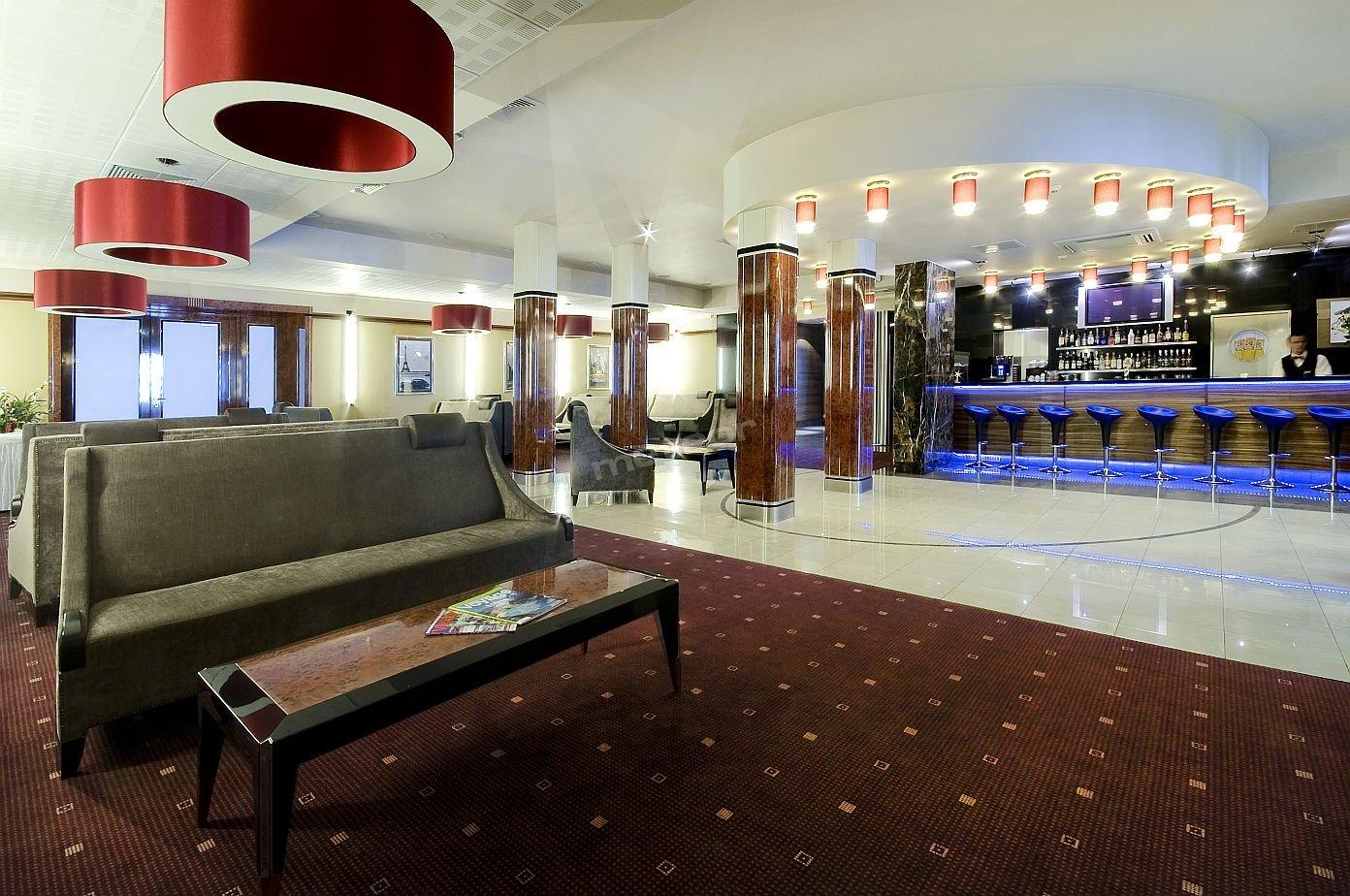 Hotel Panorama w Mszczonowie - lobby bar