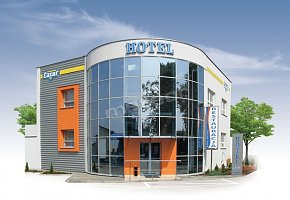 Hotel i Restauracja Lazur
