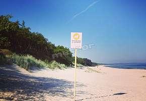 Plaża dla psów niedaleko naszego pensjonatu