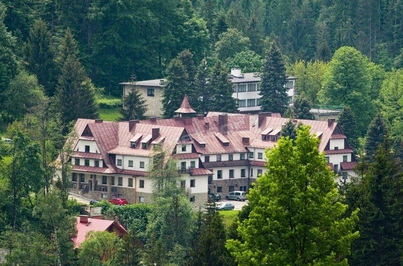 GEOVITA Centrum Konferencji i Rekreacji w Wiśle
