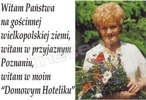 Hotelik Domowy - Eleonora Zawiślak
