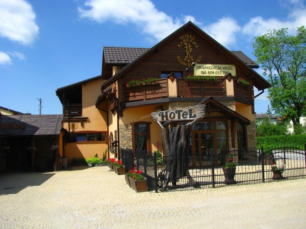 Hotel, Inn Klimtówka