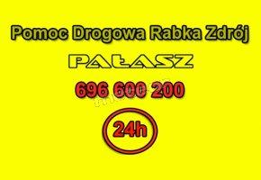 Auto-Awaria Pomoc Drogowa 24h Stanisław Pałasz