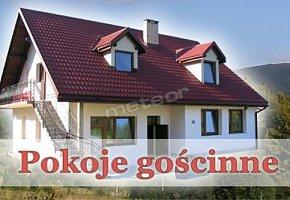 Pokoje Bieszczadzka 55 Domki Całoroczne Bystre