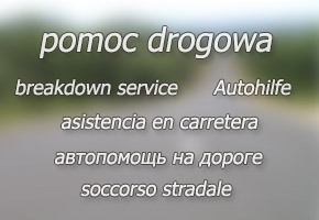 Pomoc Drogowa Speed-Mar