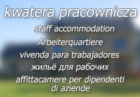 Kwatery Pracownicze Szczecinek