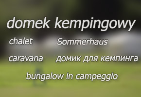 Domki Kempingowe Krzysztof