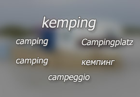 Kemping Tipi City